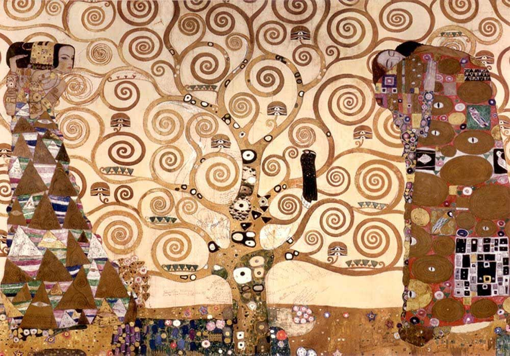 Tree Of Life Fine Art Jigsaw Puzzle