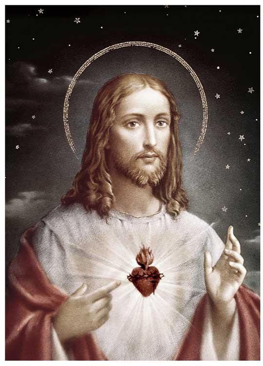Jesus Luminous Religious Glow in the Dark Puzzle