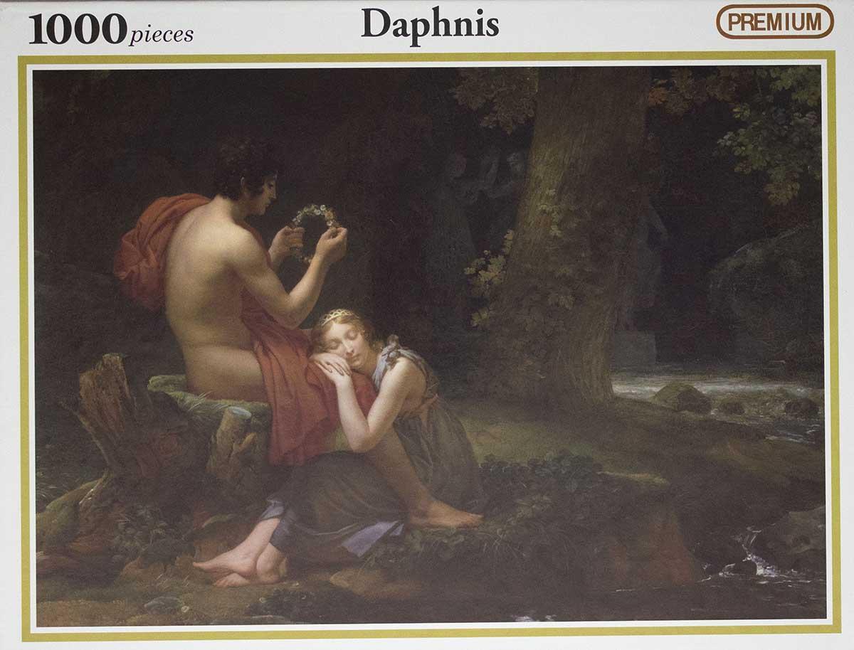 Daphnis (Old Greek) Fine Art Jigsaw Puzzle