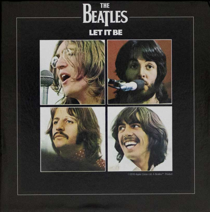 The Beatles Let It Be Famous People Jigsaw Puzzle