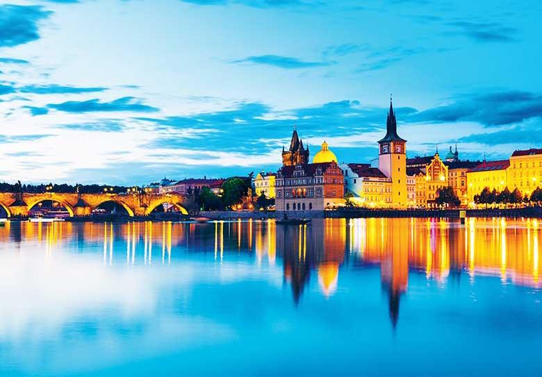 Prague Castle Castles Jigsaw Puzzle