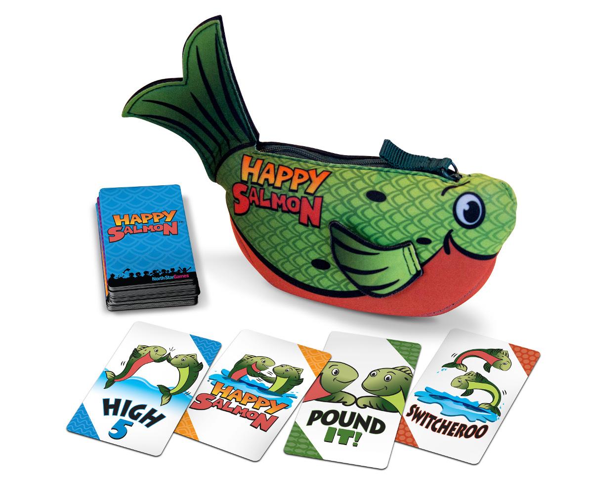 Happy Salmon Sports