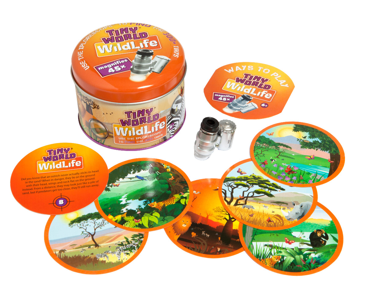 Wildlife World (Tiny World USA)