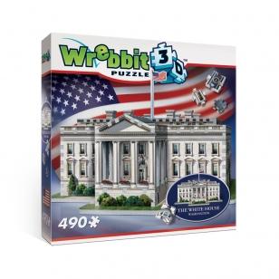 White House Landmarks / Monuments Jigsaw Puzzle