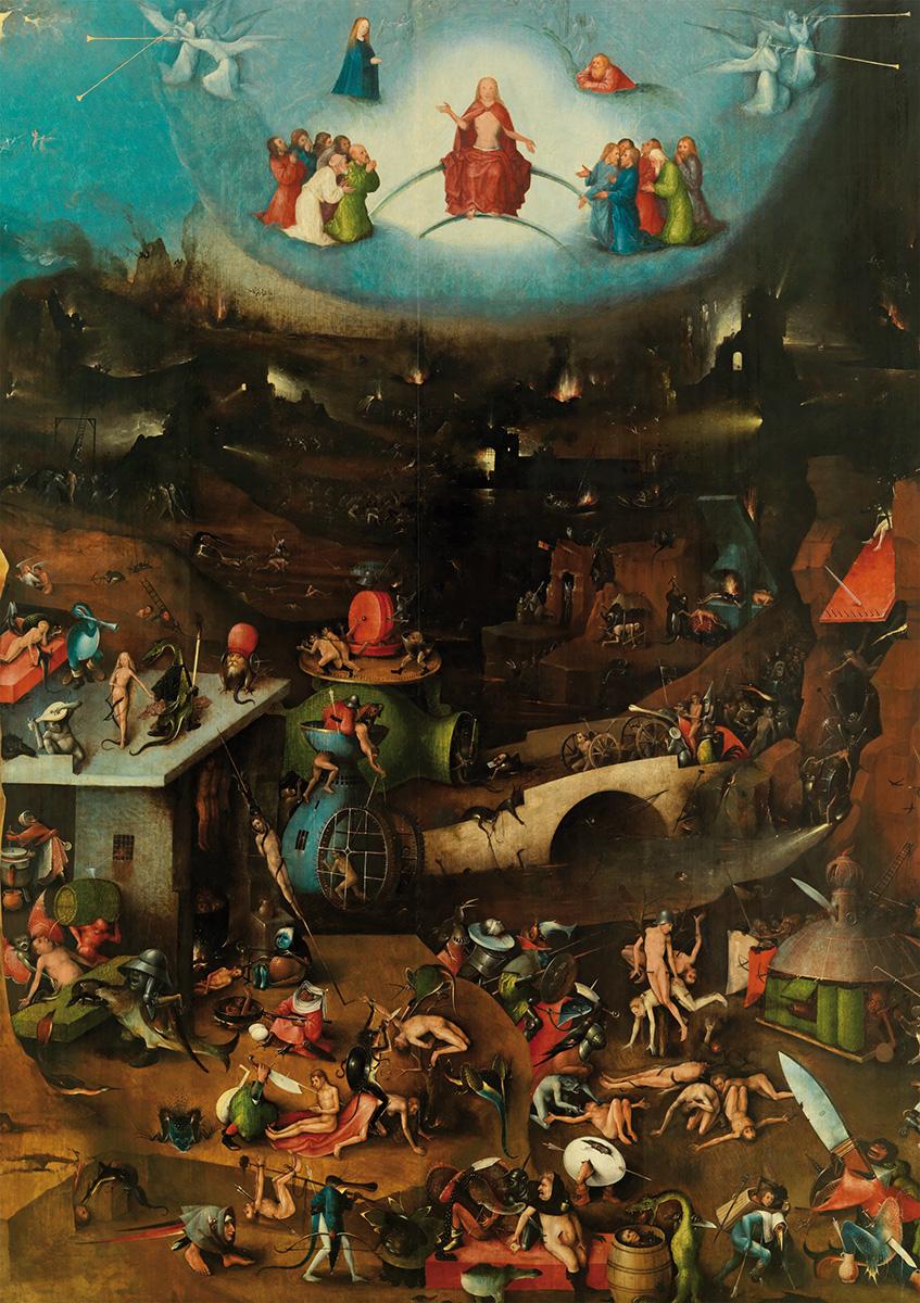 The Last Judgement Fine Art Jigsaw Puzzle