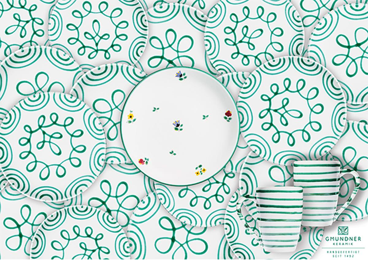 Gmunder Keramik Graphics / Illustration Jigsaw Puzzle