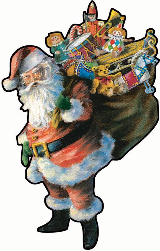 Ho! Ho! Ho! Christmas Jigsaw Puzzle