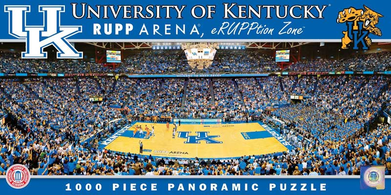 University of Kentucky Sports Jigsaw Puzzle