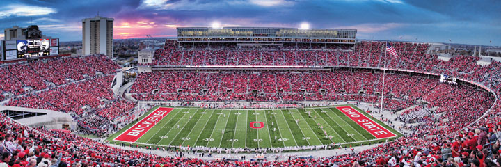 Ohio State University Sports Jigsaw Puzzle