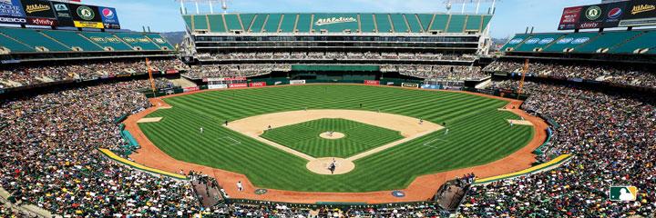 Oakland Athletics Sports Jigsaw Puzzle