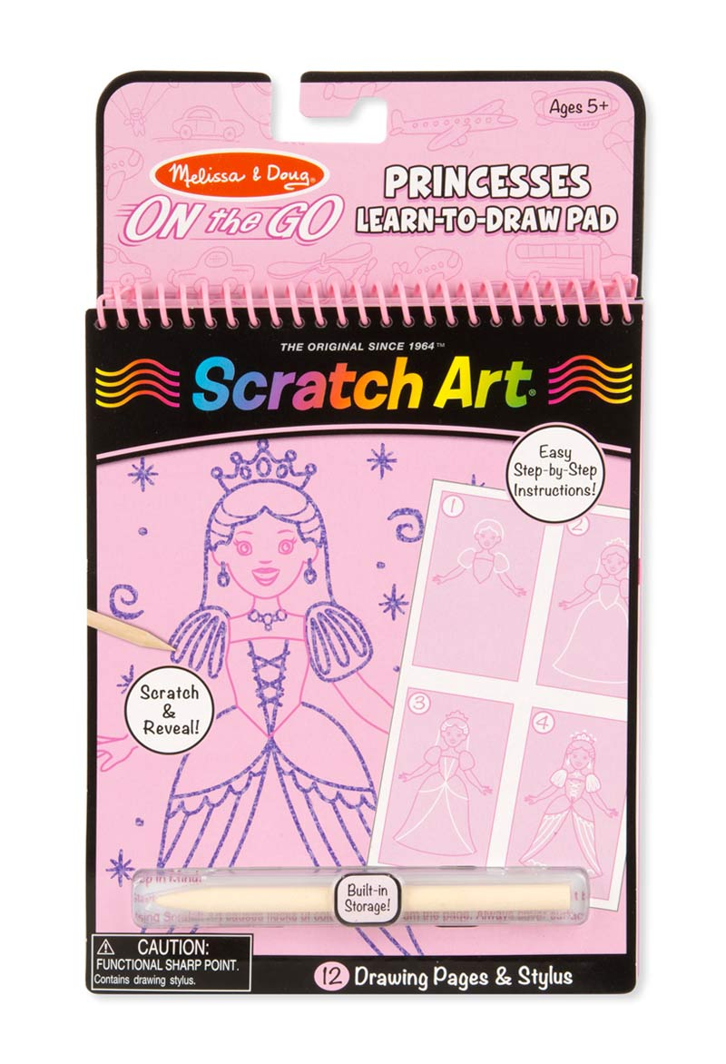 Learn To Draw Princesses