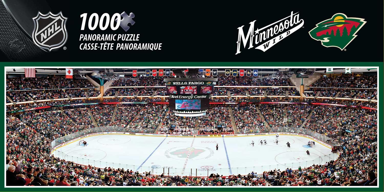 Minnesota Wild - Scratch and Dent Sports Jigsaw Puzzle