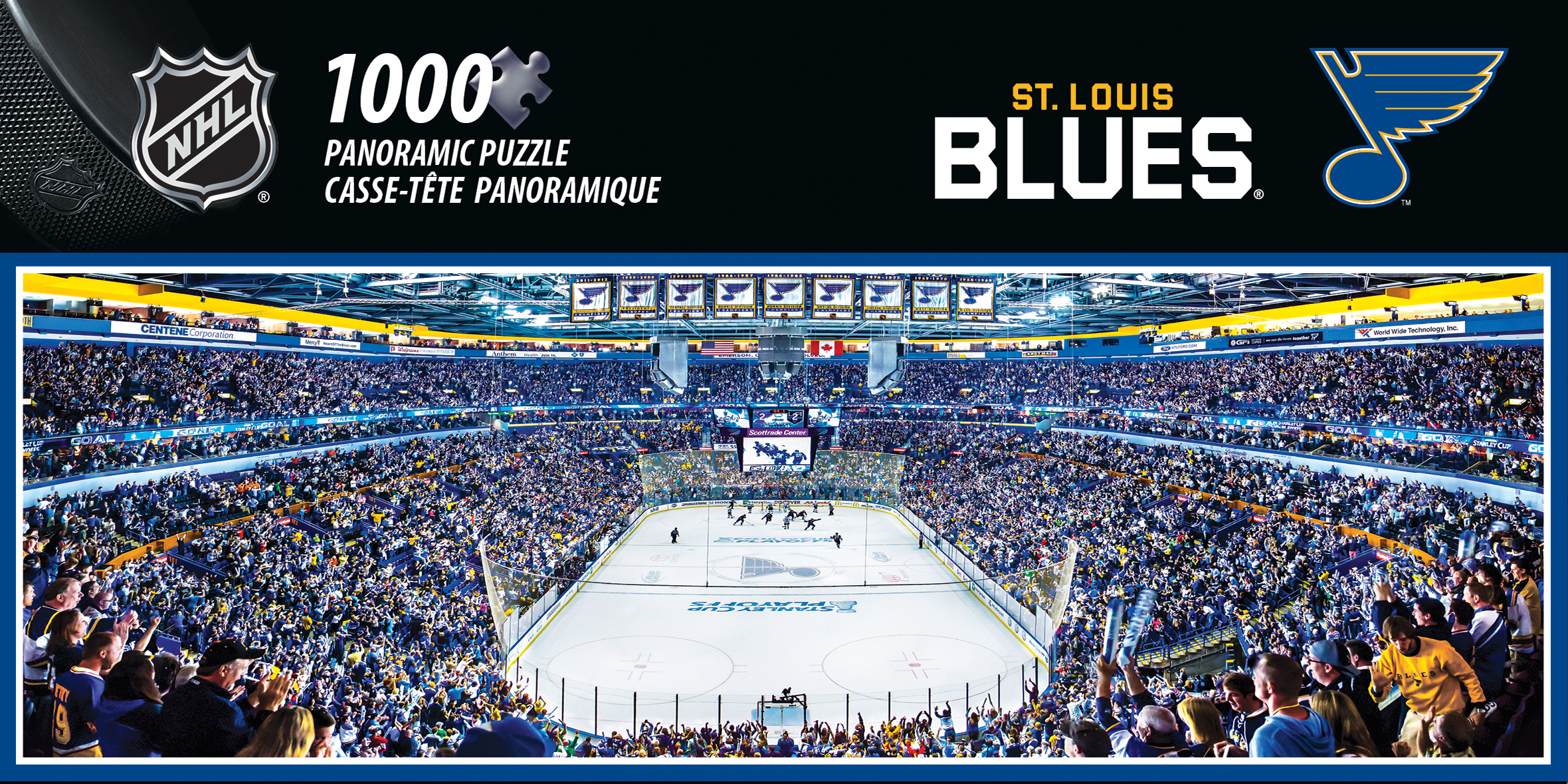 St. Louis Blues Sports Jigsaw Puzzle
