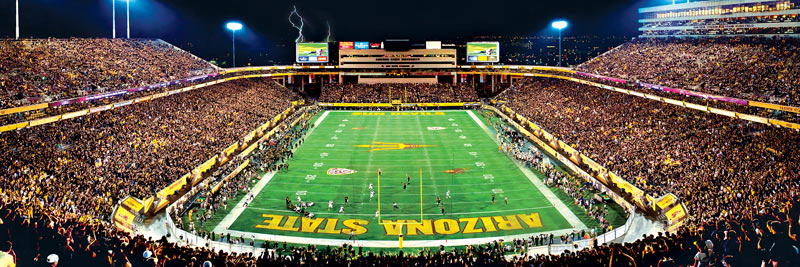Arizona State Sports Jigsaw Puzzle