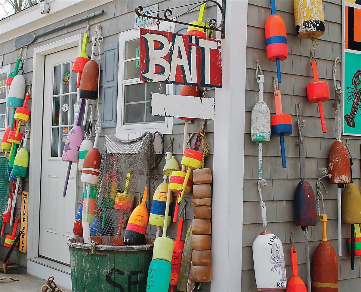 Oh Buoy! Seascape / Coastal Living Jigsaw Puzzle
