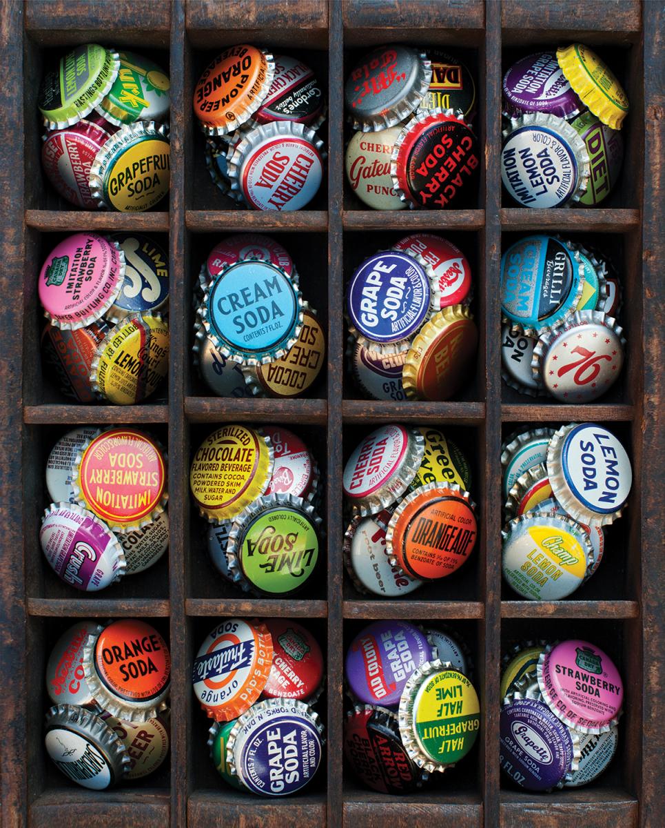 Colorful Caps Dementia / Alzheimer's Jigsaw Puzzle