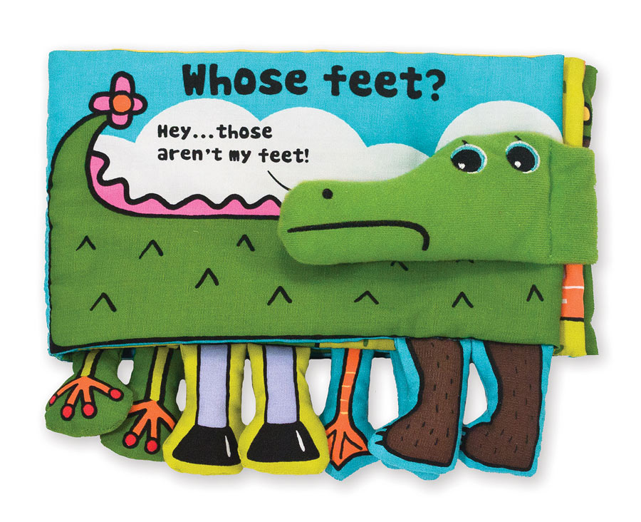 Whose Feet? Animals