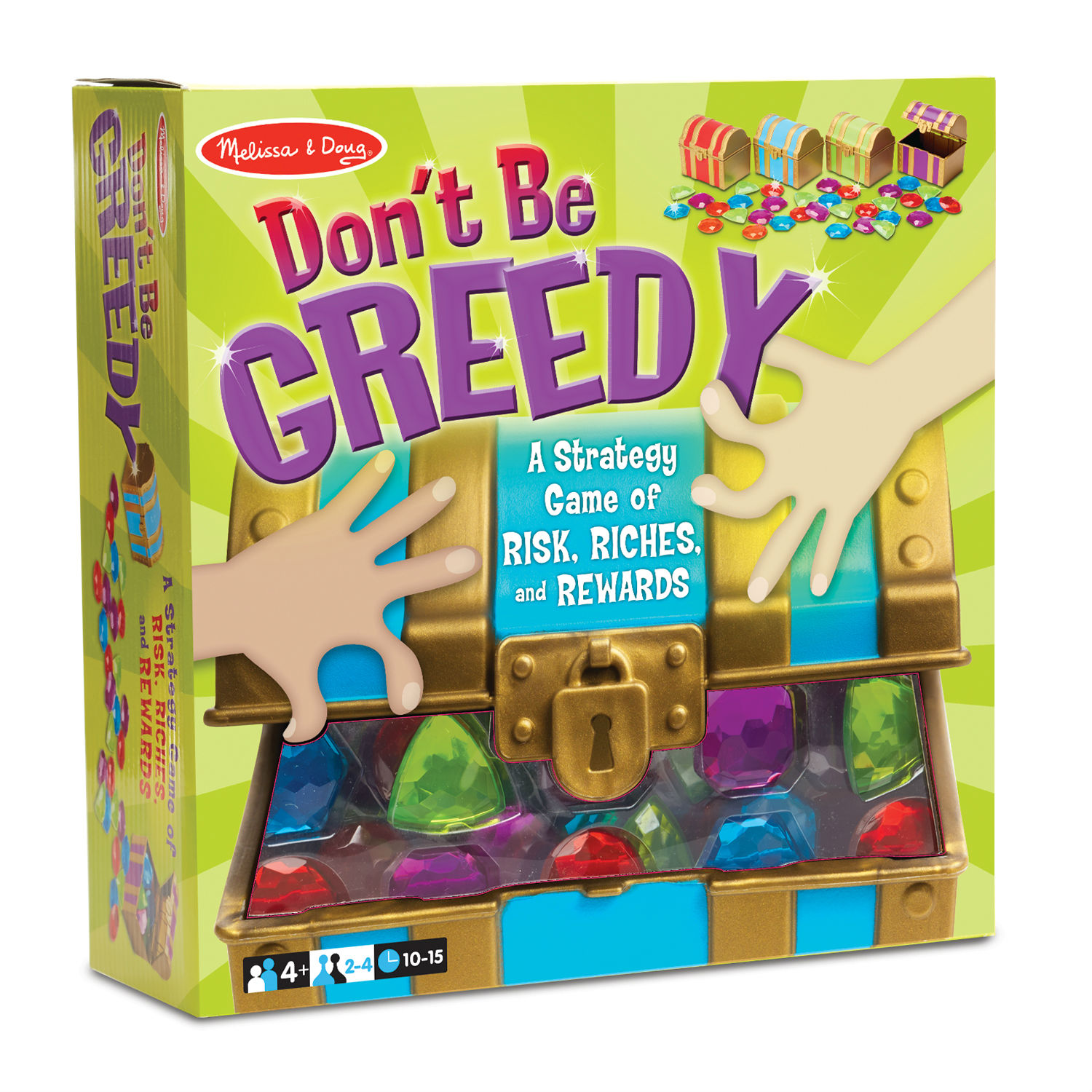 Don't Be Greedy - Scratch and Dent