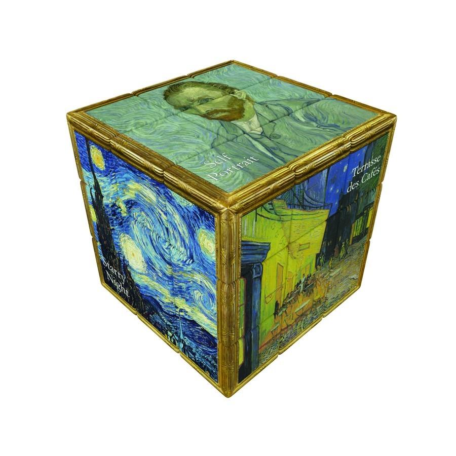 V-CUBE 3 FLAT - VAN GOGH Contemporary & Modern Art