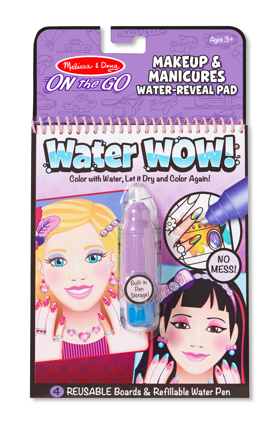 Makeup & Manicures (Water Wow!)