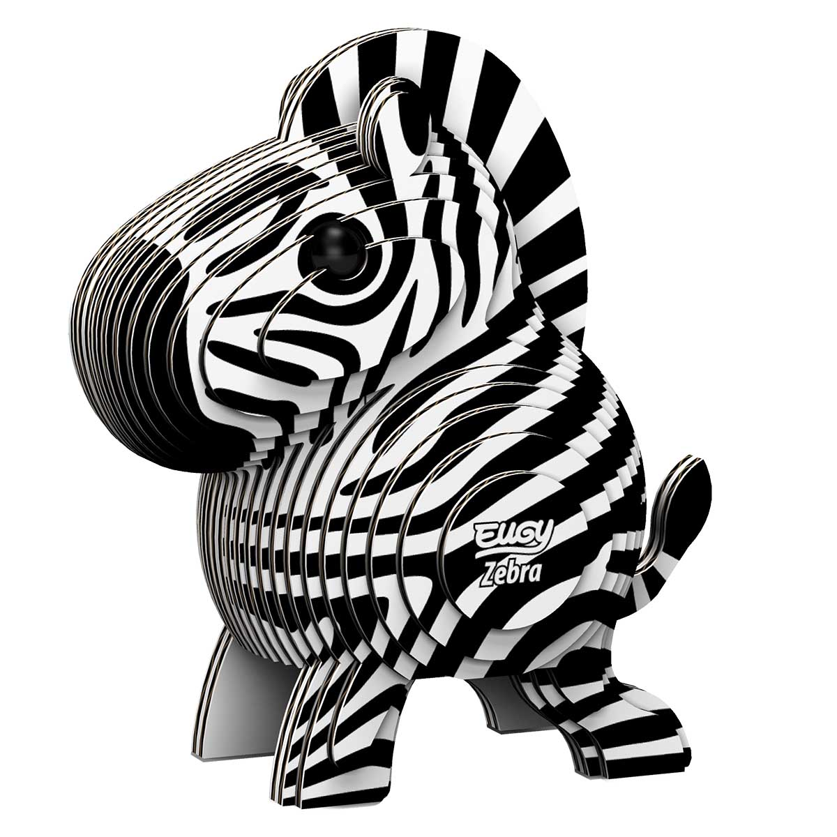 Zebra Eugy Zebras 3D Puzzle
