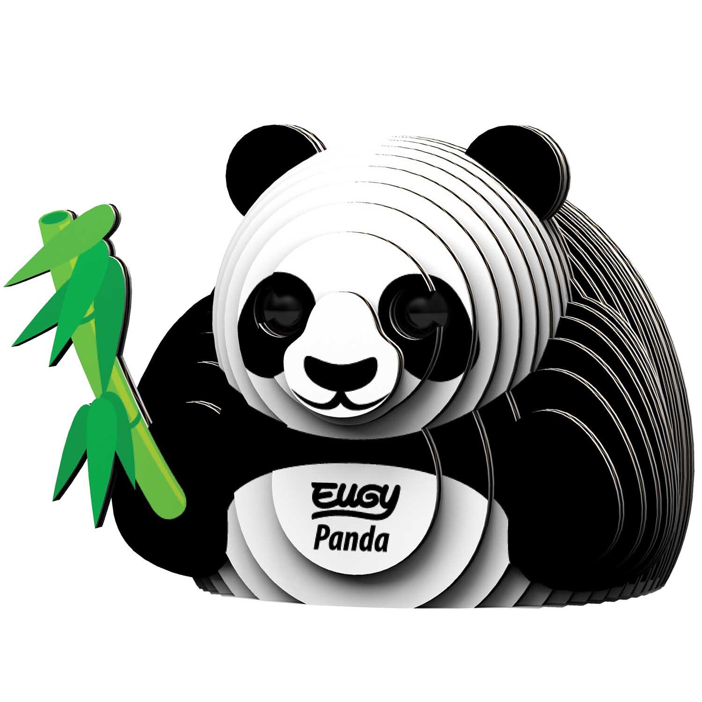 Panda Eugy Pandas 3D Puzzle