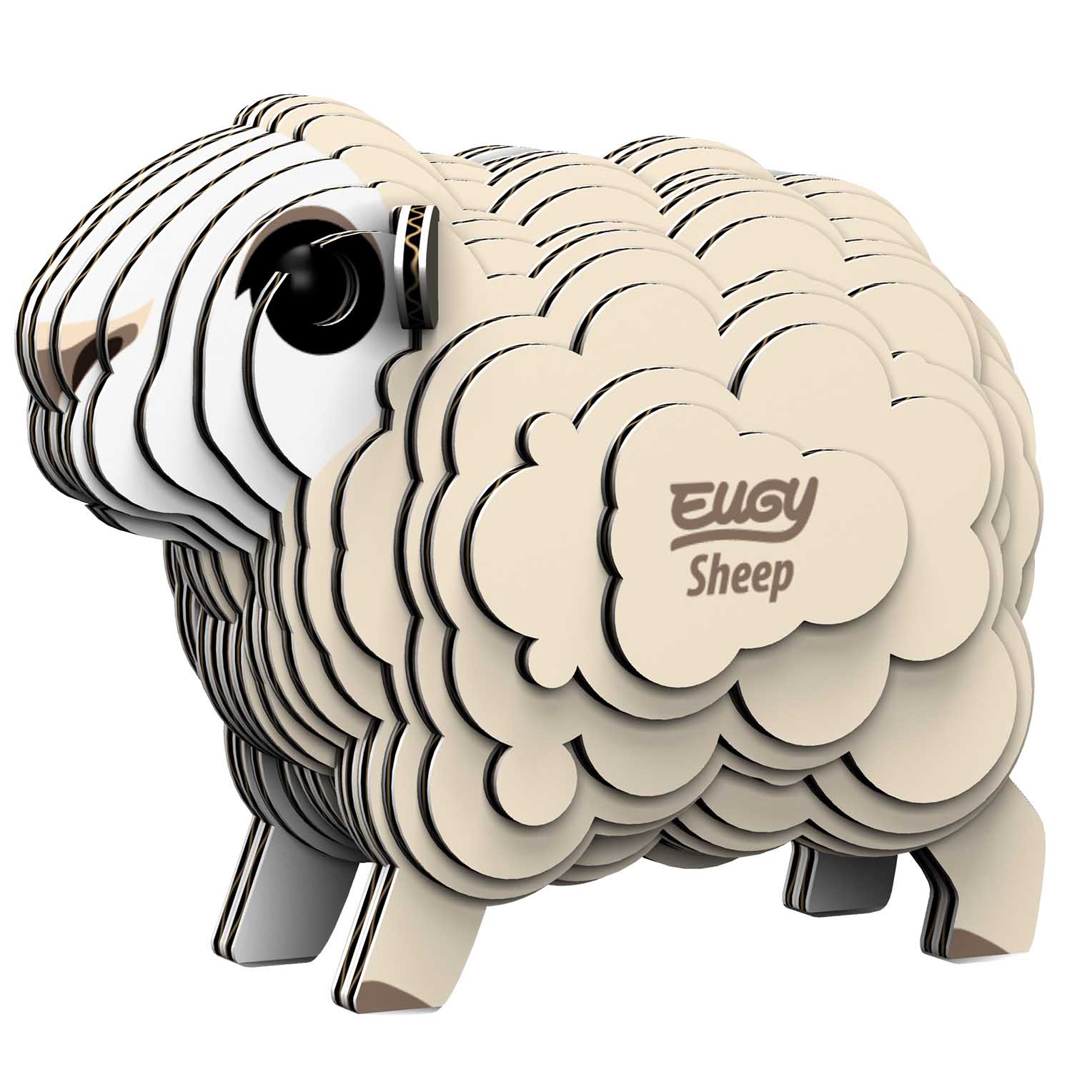 Sheep Eugy Animals 3D Puzzle