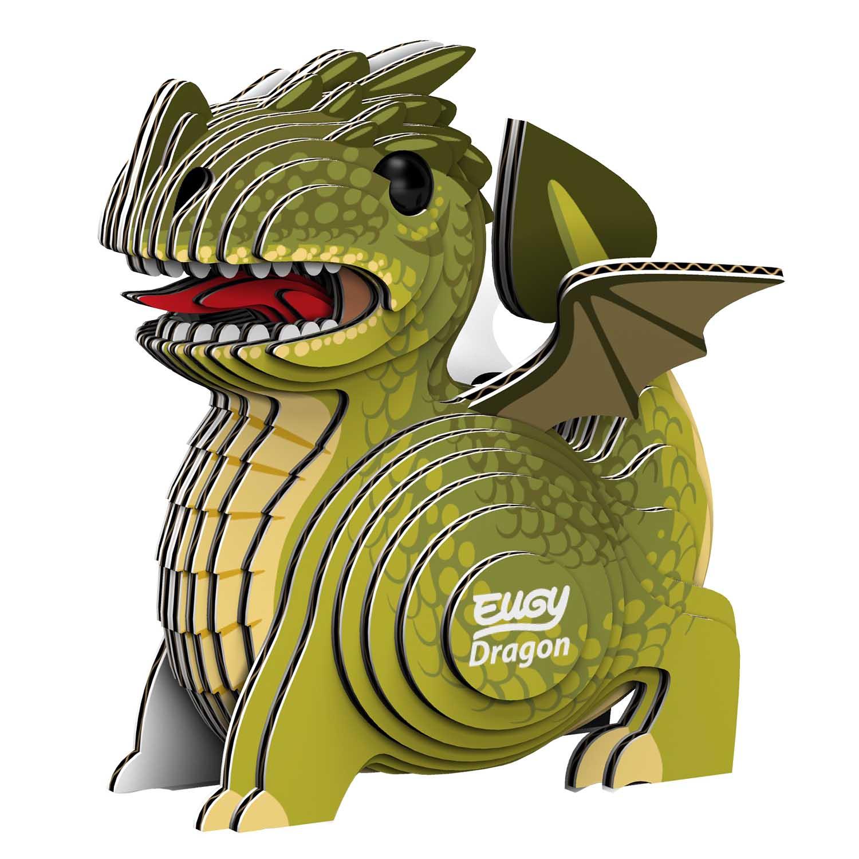 Dragon Eugy Dragons 3D Puzzle