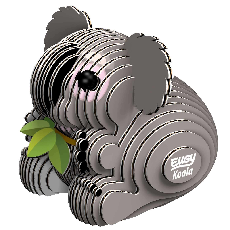 Koala Eugy Animals 3D Puzzle