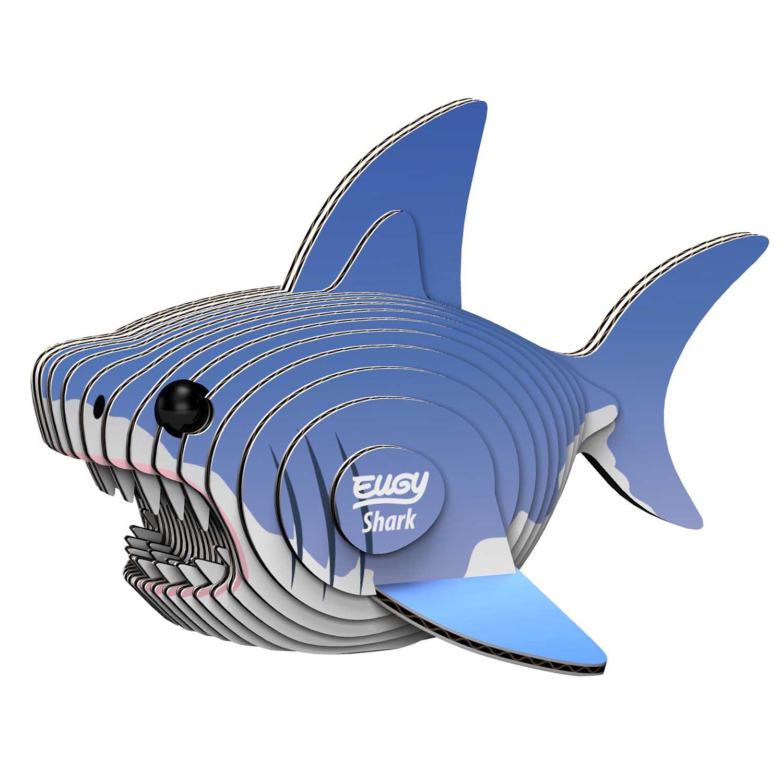 Shark Eugy Under The Sea 3D Puzzle