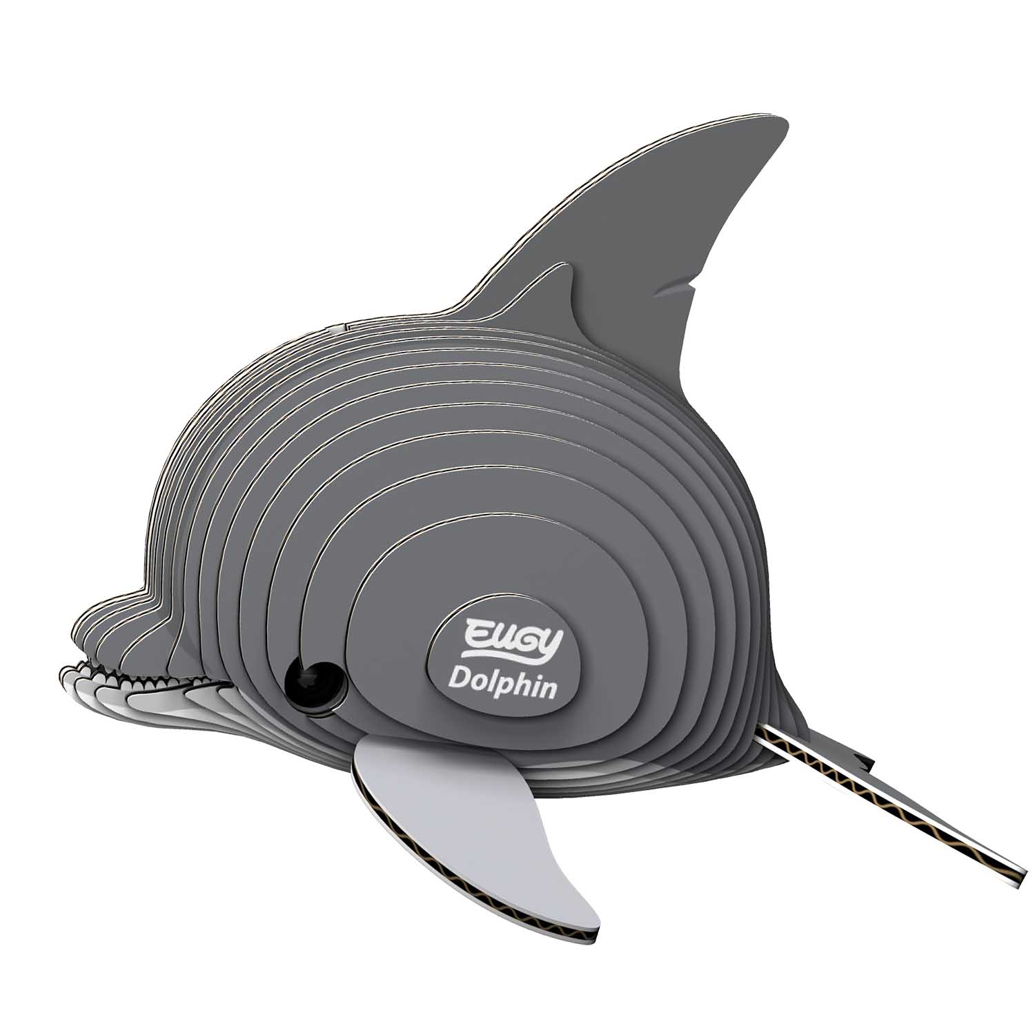 Dolphin Eugy Dolphins 3D Puzzle