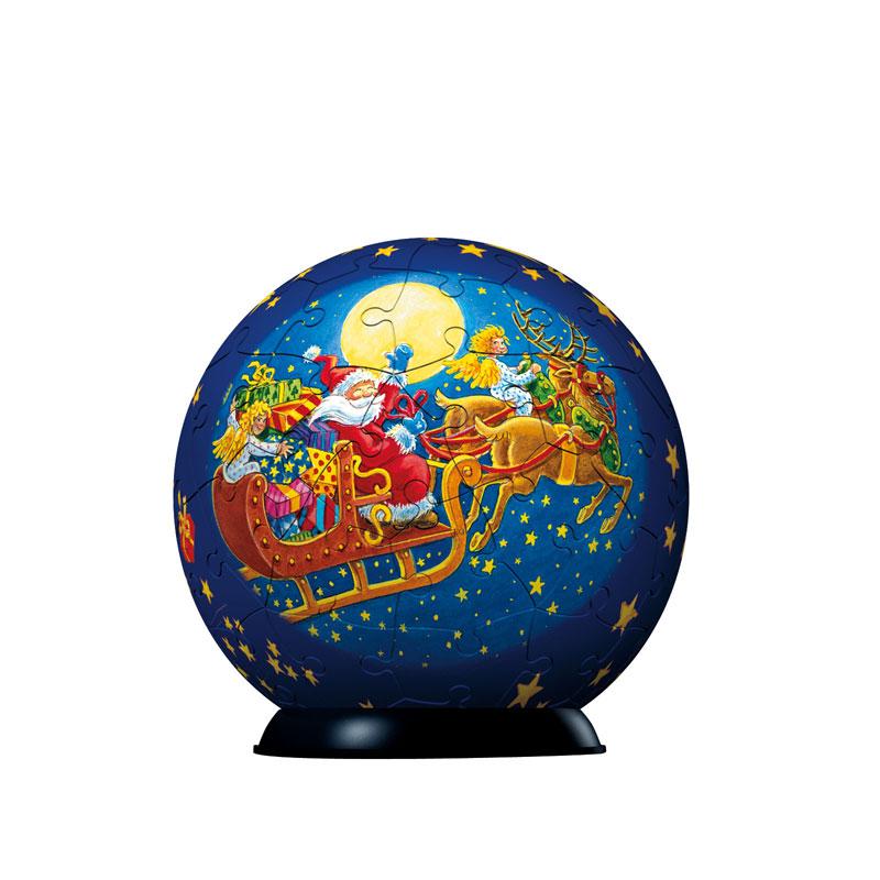 Puzzleball - Christmas 4 Jigsaw Puzzle   PuzzleWarehouse.com