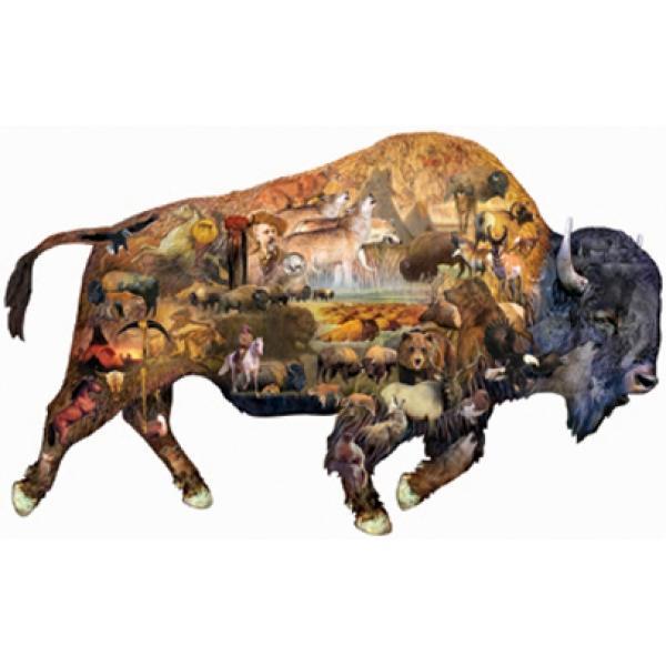 Prairie Dweller Wildlife Jigsaw Puzzle