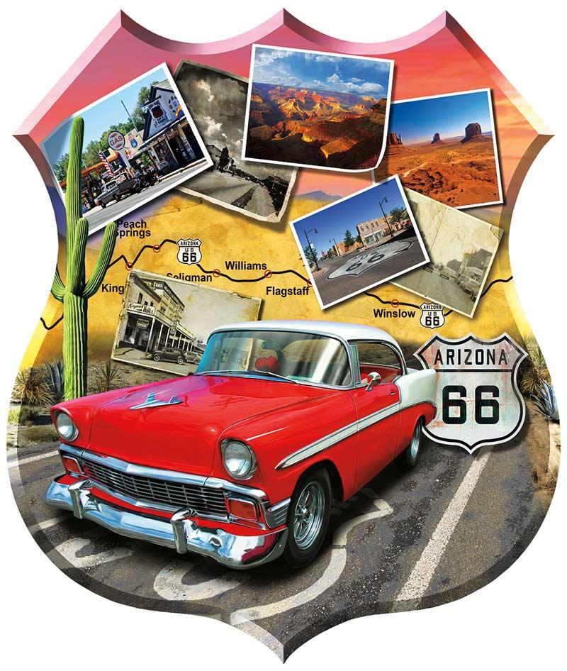 Southwest Cruisin\' Jigsaw Puzzle | PuzzleWarehouse.com