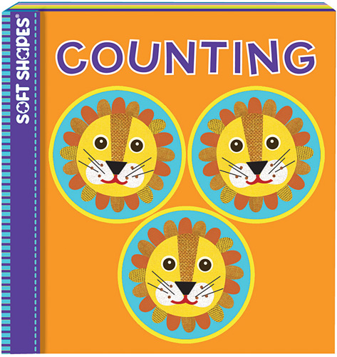 Counting (Soft Puzzle Book)