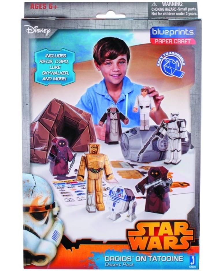Star Wars: Droids on Tatooine Movies / Books / TV