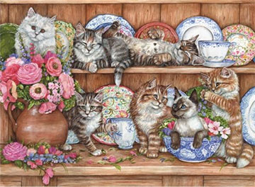 Kittens Cats Jigsaw Puzzle