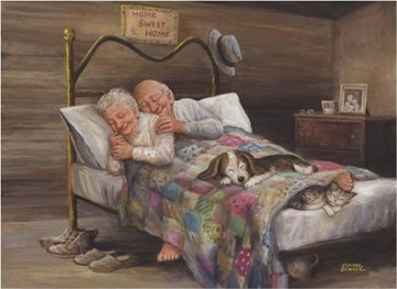No Place Like Home Dogs Jigsaw Puzzle