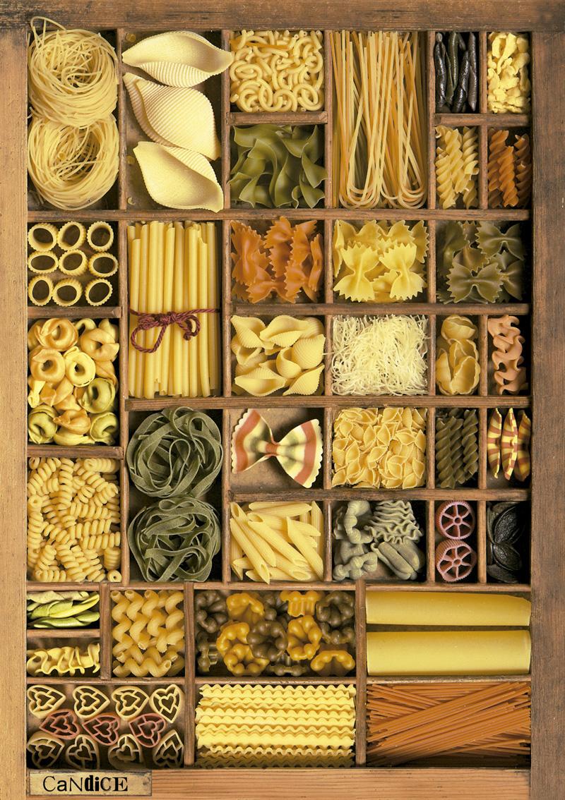 Pasta Basta III Food and Drink Jigsaw Puzzle