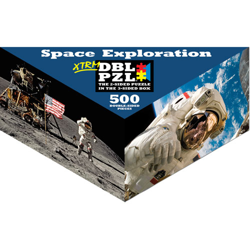 Space Exploration Space Jigsaw Puzzle
