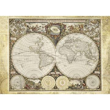 Historical world map jigsaw puzzle puzzlewarehouse historical world map maps geography jigsaw puzzle gumiabroncs Choice Image
