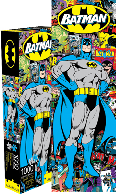 Batman (DC Comics) Cartoons Jigsaw Puzzle