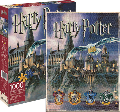 Harry Potter - Hogwarts Fantasy Jigsaw Puzzle