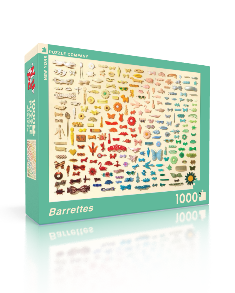 Barrette Collection Graphics / Illustration Jigsaw Puzzle