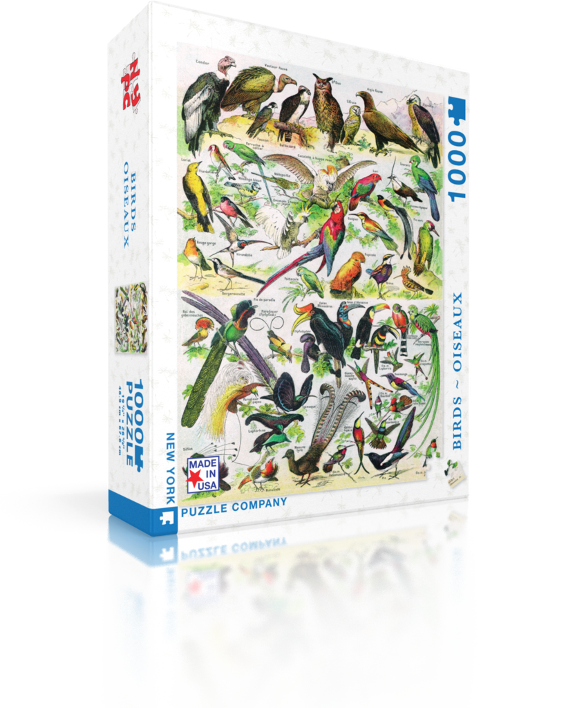 Birds Animals Jigsaw Puzzle