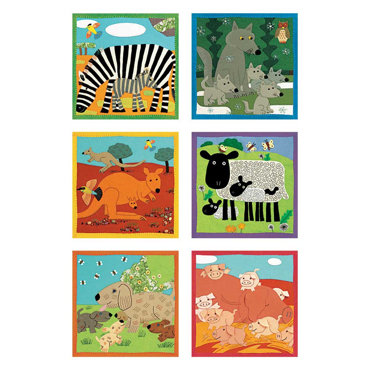 Baby Animals Jigsaw Puzzle