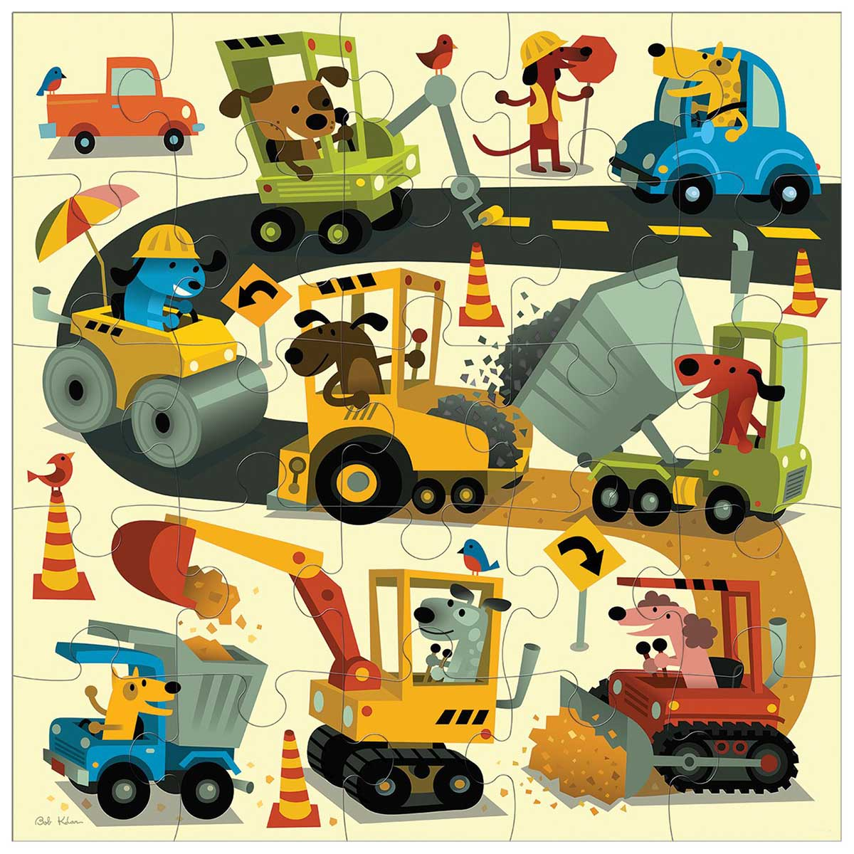 Construction Construction Jigsaw Puzzle