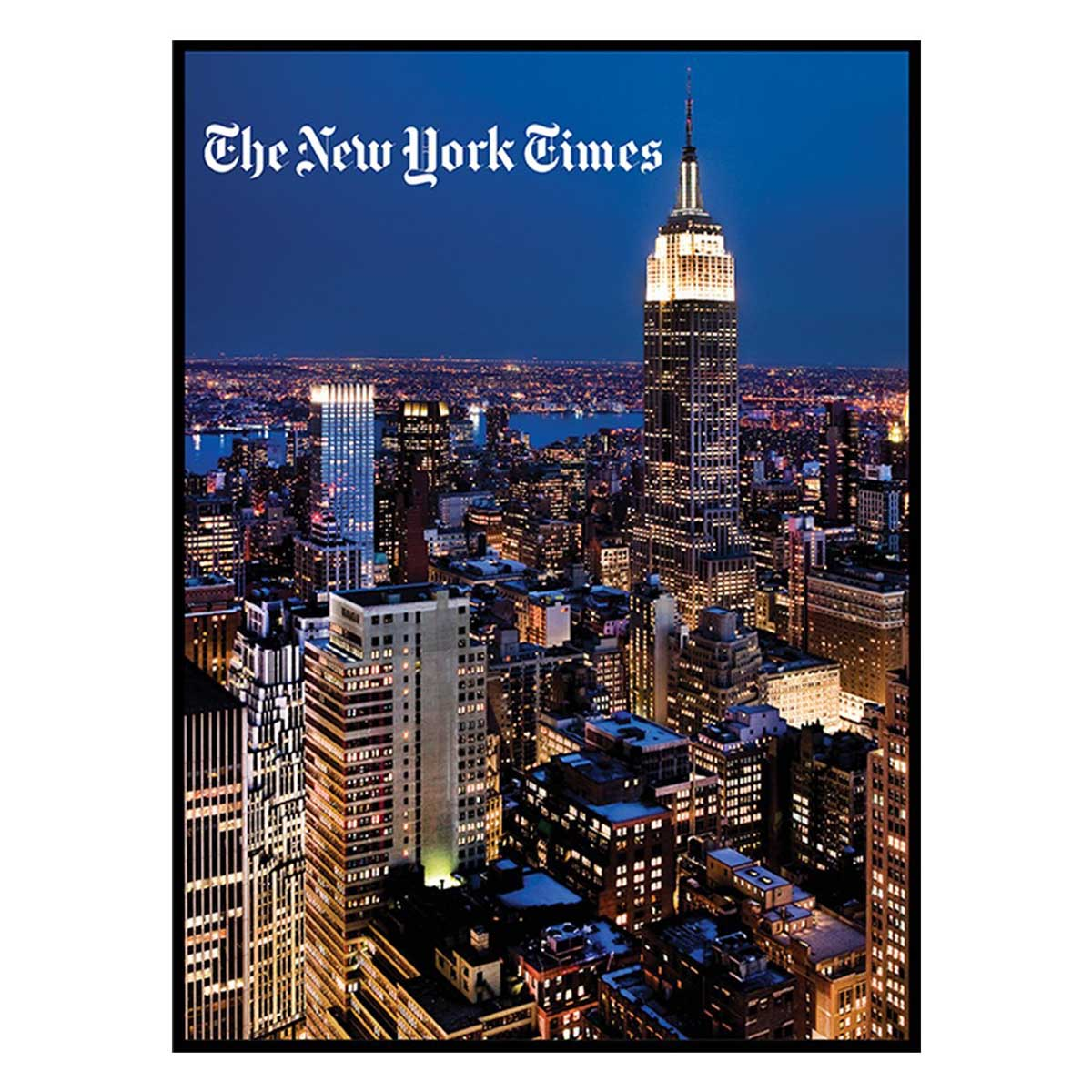 New York Times Skyline / Cityscape Jigsaw Puzzle