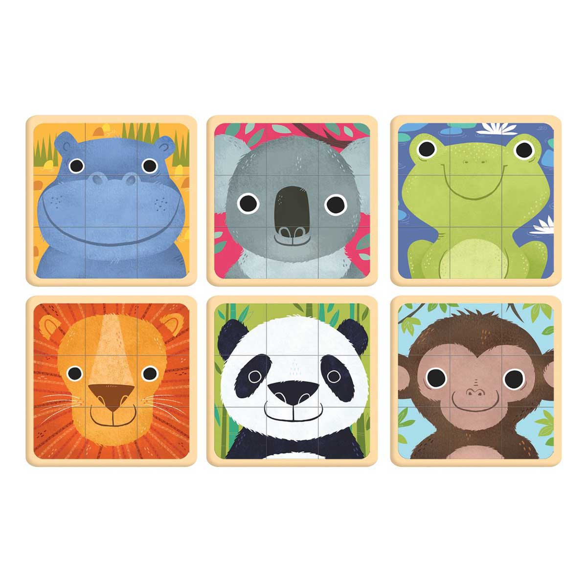 Animals of the World Animals Jigsaw Puzzle