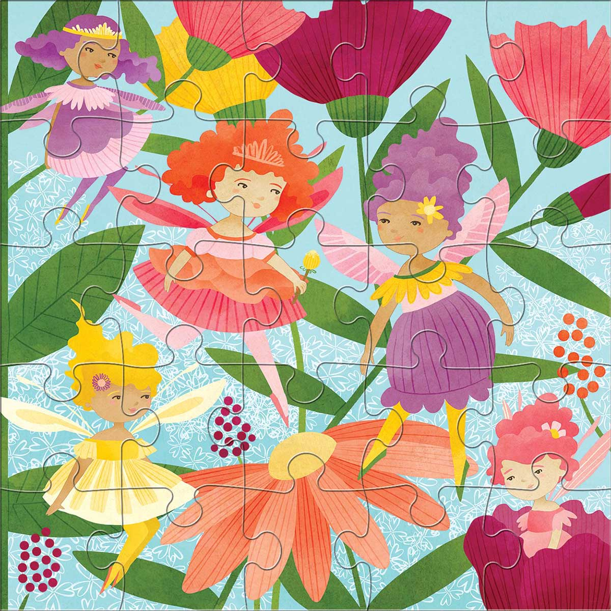 Fairy Friends Fairies Jigsaw Puzzle
